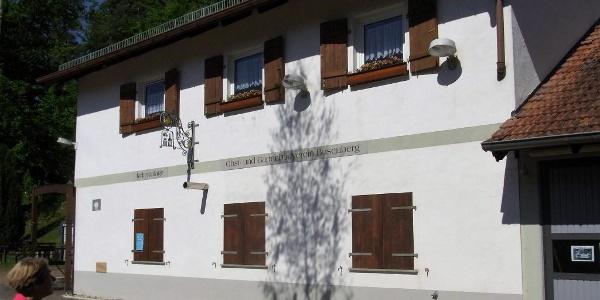 Kelterhaus des Obst- und Gartenbauvereins Busenberg