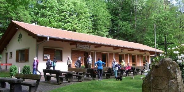 Gräfensteinhütte