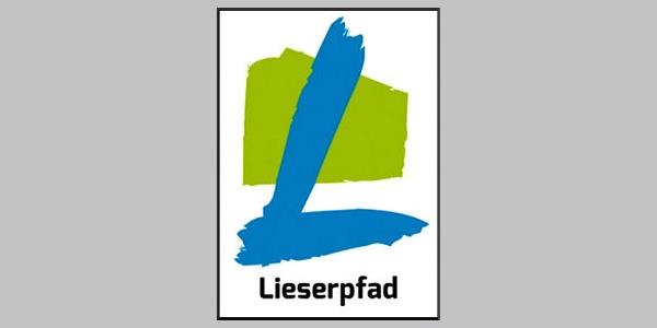 Logo des Lieserpfades