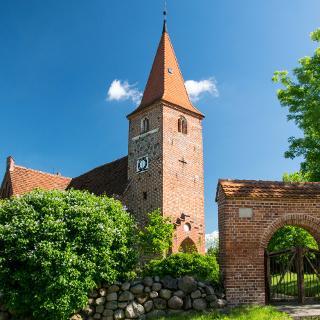 Kirche Gielow