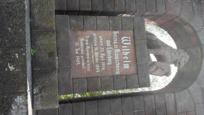 Wilhelm Herzog zu Braunschweig und Lüneburg Denkmal