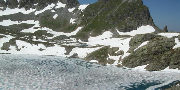 Wildsee Mitte Juni 2015