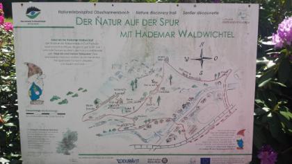 Wegekarte