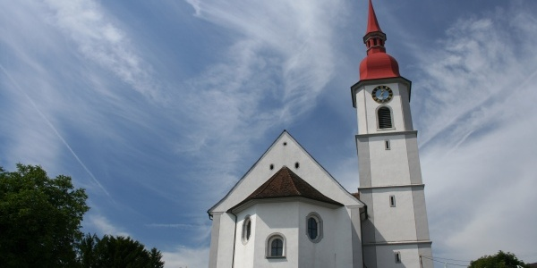 Kirche von Auw