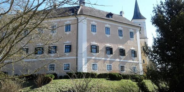 Schloß Mühlbach am Manhartsberg