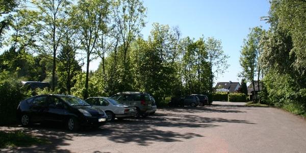 Wanderparkplatz Wellin