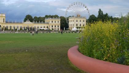 Kassel Orangerie Fuldaaue