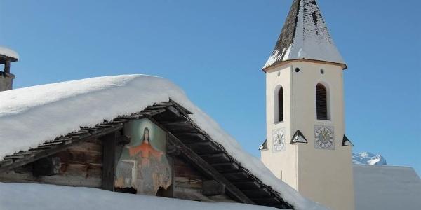 Kirche Innerberg