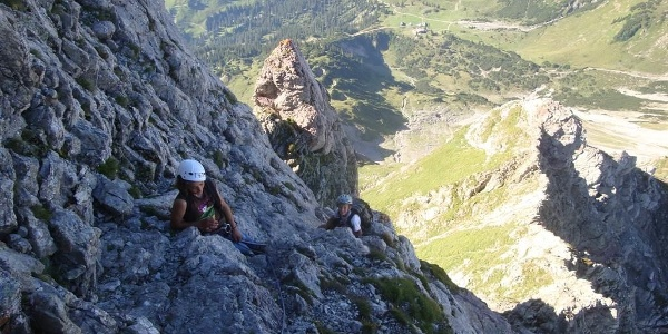 Klettern Saula