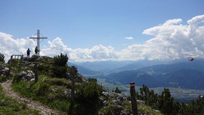 Gipfel des Hundsalmjoch