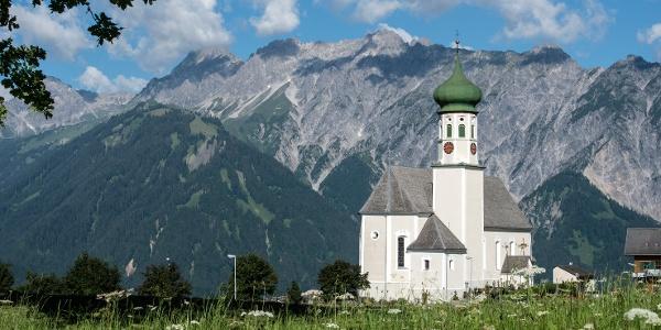 Barockkirche Bartholomäberg