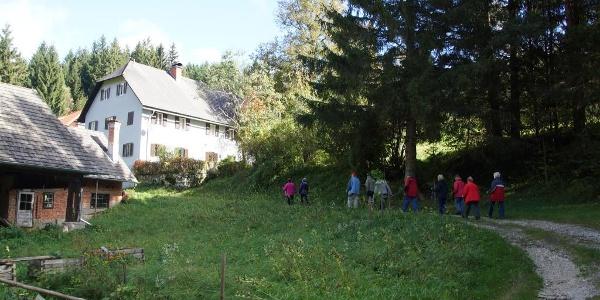 Der Pilgerweg nach Mariazell