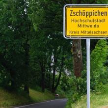 Die Hauptstadt der Zschopau? :)
