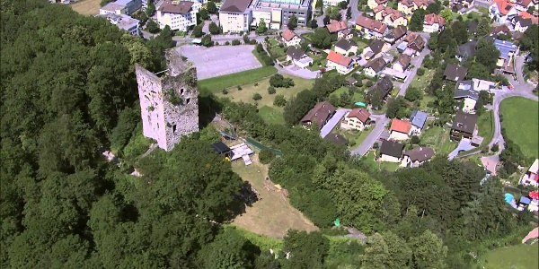 Götzis, Ruine Neu-Montfort