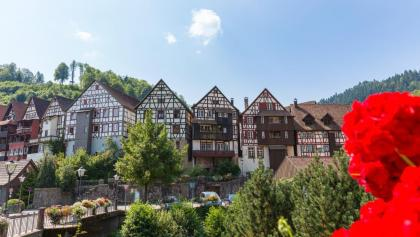 Die historischen Fachwerkhäuser von Schiltach