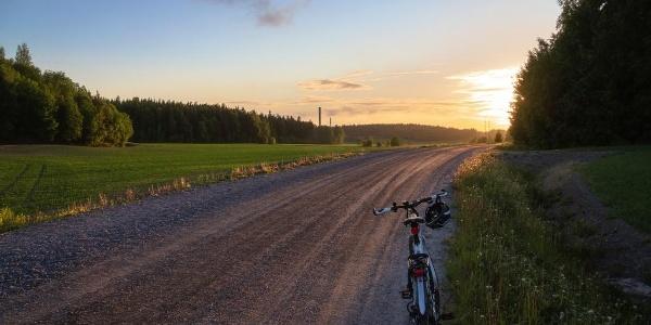 Radfahren in Turku