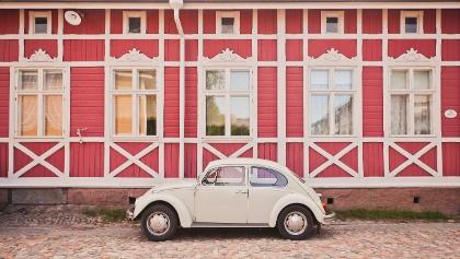 Rauma, Finnland