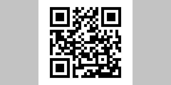 QR-Code zur Naturentdeckertour für Familien auf dem Federseesteg