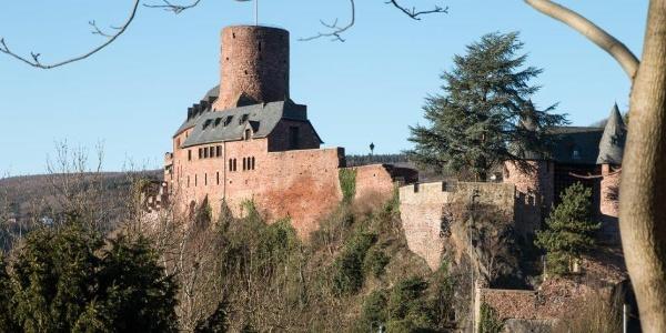 Burg Hengebach, Heimbach