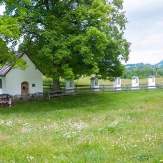 Wanderung - Boschet-Rundweg - Die Boschetkapelle