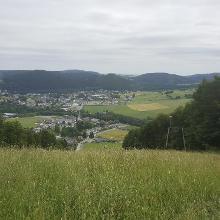 Foto von Mountainbike: Grenzkamm Trail • Waldecker Land (24.06.2017 22:13:16 #1)