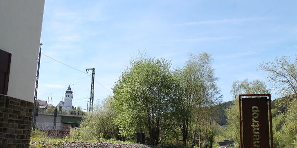 Radweg in Finnentrop
