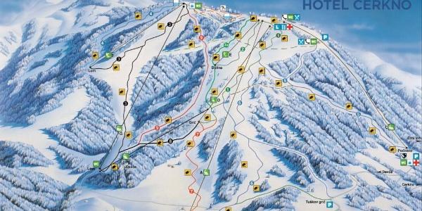Ski resort Cerkno