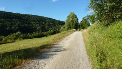 Start ins Altental