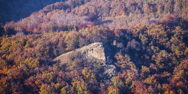 Skala  Rám-szikla z Dobogókő