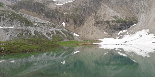 See bei der Memminger Hütte