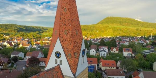 Johanneskirche, Gingen