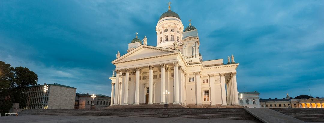 Tuomiokirkko Helsinki