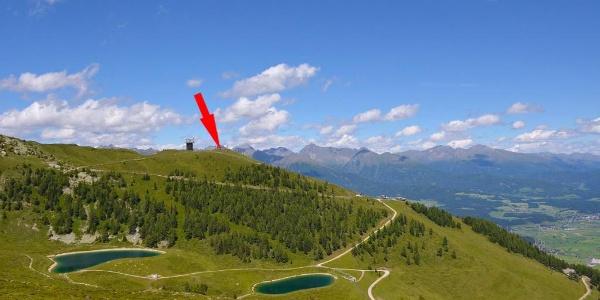 Wanderung auf den Grosseck vorbei an den Trogalmseen, Gehzeit ca. 3 Stunden