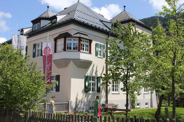 Alte Schule Sachrang