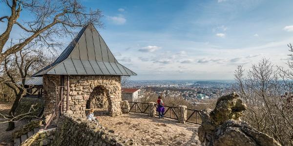 Árpád-Aussichtsturm