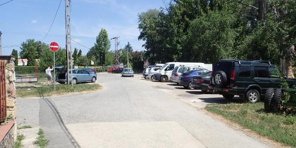 A parkoló