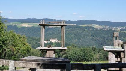 Rastplatz am Burgblick