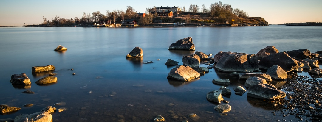 Harakka Island off Helsinki coast