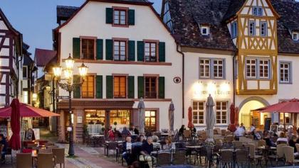Markt platz Neustadt