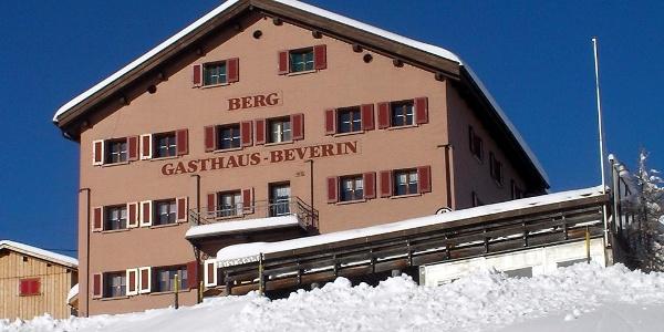 Berggasthaus Beverin Glaspass