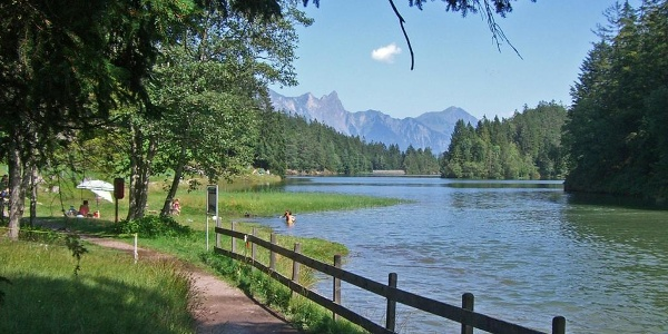 Baden im Chapfensee