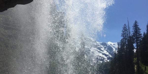 Wasserfall Sprutz