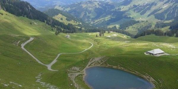 Little lake of Kaiseregg