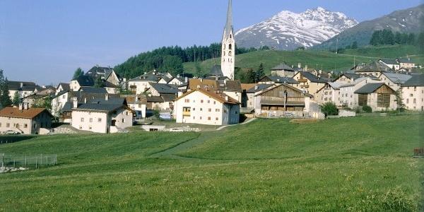 village of Zuoz