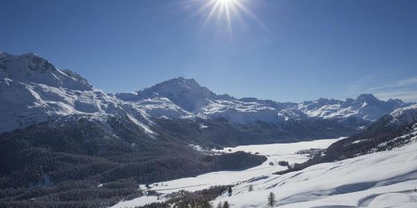 Winterwandern Chantarella