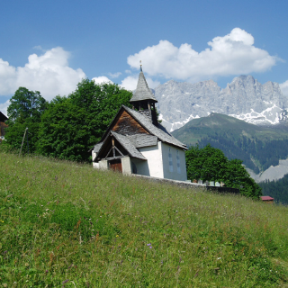 Chapel in Schuders 1272 m ü.M.
