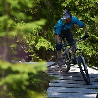 Gotschna Freeride Trail