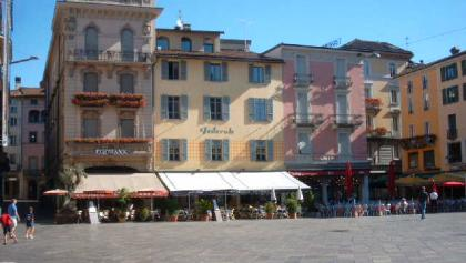 Lugano Stadtplatz