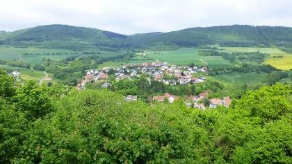 Aussichte Pfälzer Bergland