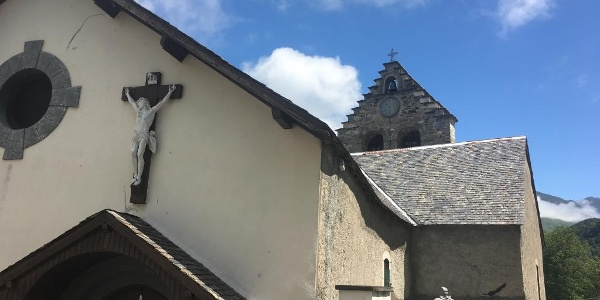 Church at Betpouey